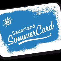 SauerlandSommerCard-Schild